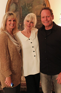 Kristie, Linda and Jerry