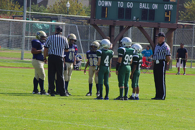 Tarrier Youth Football - Sept 8, 2012