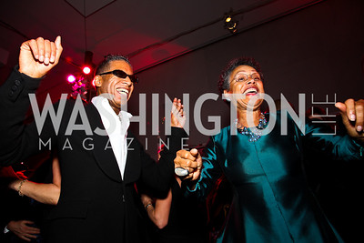 Designer B Michael, Myrna Colley-Lee. Ailey Gala 2011. Photo by Tony Powell. Kennedy Center. February 1, 2011