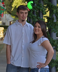 Alyssa & Jonathan 2012