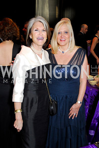 Trish Vradenburg, Phyllis Greenberger, Alzheimers Gala 2011, April 6, 2011, Kyle Samperton