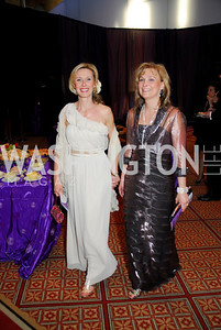 Nancy Phelan, Jennifer O'Donnell, Alzheimers Gala 2011, April 6, 2011, Kyle Samperton,