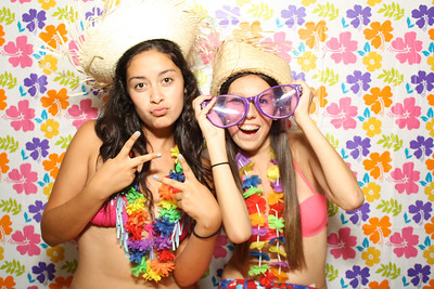 Amanda's Sweet 16  Pool Party- Individual Pictures