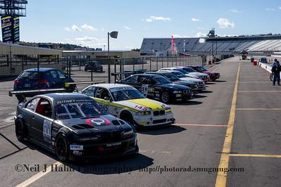 BMW Club Racing Fall NHMS 2013