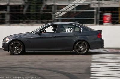Boston BMW CCA NHMS October 2012 HPDE