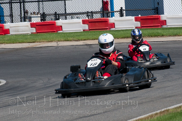 Outdoor Karting 2014-19