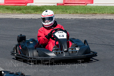 Outdoor Karting 2014-15