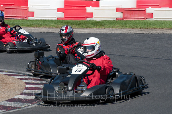 Outdoor Karting 2014-16