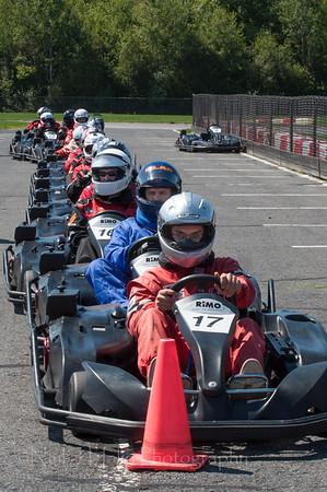 Outdoor F1 Karting 2014