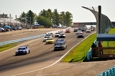 Turn 1 at the start
