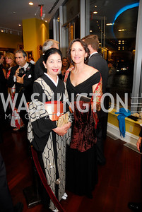 Yoriko Fujisako,Sally Oren,The Ambassadors Ball,September 14,2011,Kyle Samperton