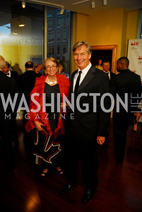 Deanna Horton,Gary Doer,The Ambassadors Ball,September 14,2011,Kyle Samperton