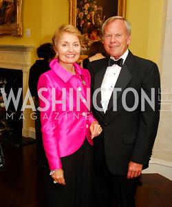 Toni Gore ,John Gore,The Ambassadors Ball,September 14,2011,Kyle Samperton