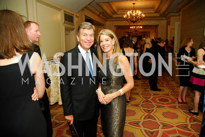 Roy Blunt,Abagail Blunt,The Ambassadors Ball,September 14,2011,Kyle Samperton
