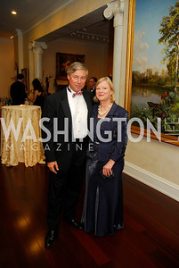 Fred Upton,Amey Upton,The Ambassadors Ball,September 14,2011,Kyle Samperton