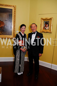 Yoriko Fujisako,Ichiro Fujisako,The Ambassadors Ball,September 14,2011,Kyle Samperton