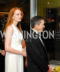 Elizabeth Kucinich,Dennis Kucinich,The Ambassadors Ball,September 14,2011,Kyle Samperton