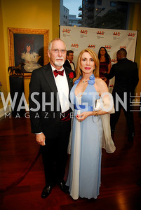 John Beale,Leila Beale,The Ambassadors Ball,September 14,2011,Kyle Samperton
