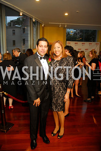 Neal Parson,Lucia Parson,The Ambassadors Ball,September 14,2011,Kyle Samperton
