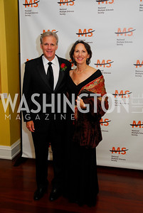 Michael Oren,Sally Oren,The Ambassadors Ball,September 14,2011,Kyle Samperton