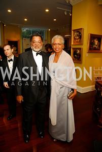 Julius Hobson,Diane Lewis,The Ambassadors Ball,September 14,2011,Kyle Samperton