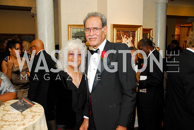 Queenie Thompson,Winston Thompson,The Ambassadors Ball,September 14,2011,Kyle Samperton