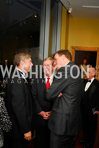 Fred Upton,John Isakson,Mark Warner,Henry Waxman,The Ambassadors Ball,September 14,2011,Kyle Samperton