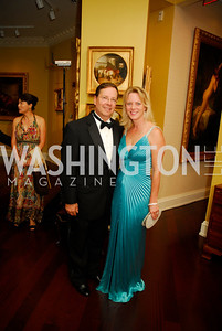 Larry Burton,Rebecca Burton,The Ambassadors Ball,September 14,2011,Kyle Samperton