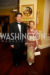 Ryuji Ueno,Sachiko Ueno,The Ambassadors Ball,September 14,2011,Kyle Samperton