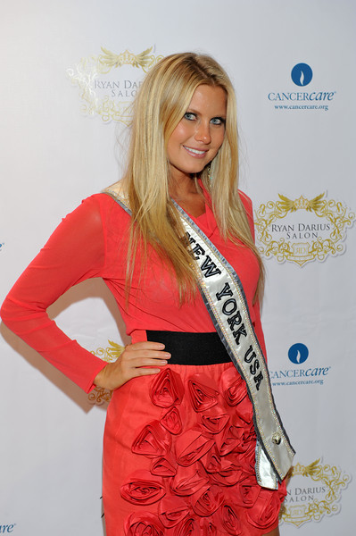 Amber Collins Miss New York USA 2011 (Photo By Joseph Bellantoni / In House Image)