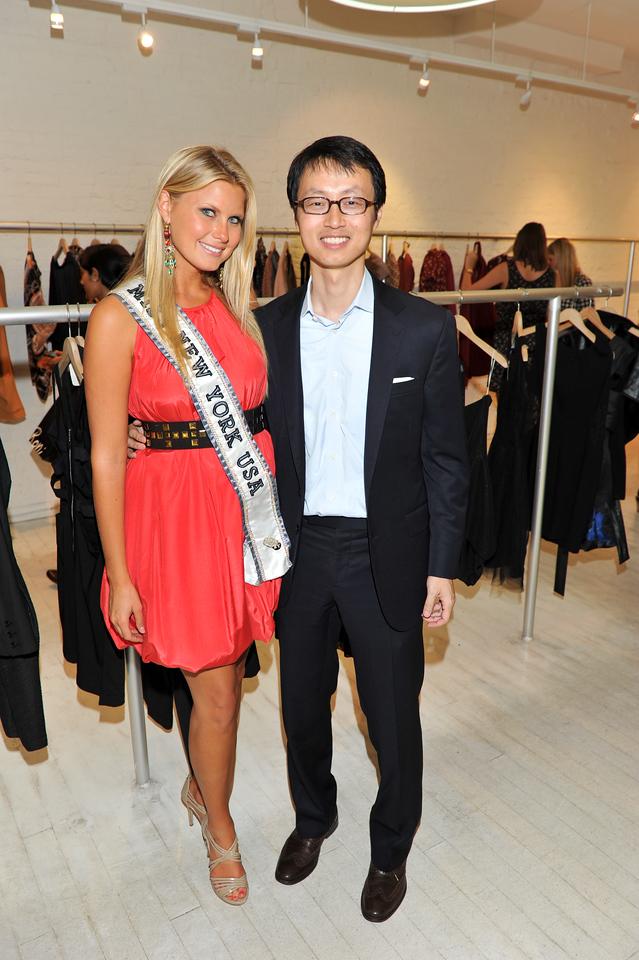 Amber Collins Miss New York USA 2011 (Photo By Joseph Bellantoni / In House Image)