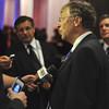 Amfar Gala , Kennedy Center Bill Gates, Sharon Stone, Nancy Pelosi, Photo by , Ben Droz