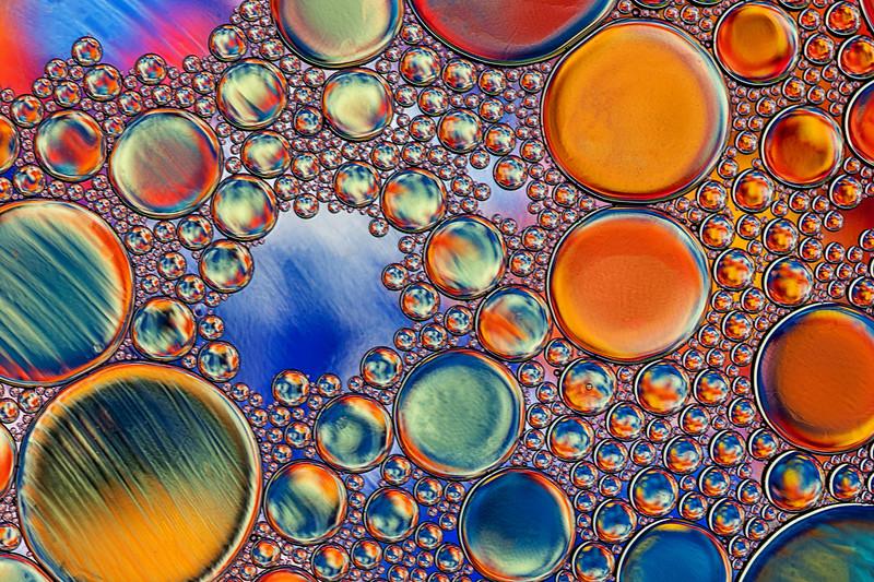 Water, Oil, Soap