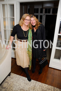 Sarah Pillsbury,Gail Percy,Book Party for Andrea Di Robilant,October 7,2011