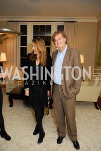 Leslie Cockburn,Andrew Cockburn,Book Party for Andrea Di Robilant,October 7,2011