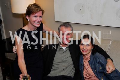 Tia Cudahy,Redmond Walsh,Ludmilla Cafritz,Book Party for Andrea Di Robilant,October 7,2011