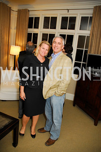 Cathy Merrill Williams,Paul Williams,,Meredith Gill,,Book Party for Andrea Di Robilant,October 7,2011