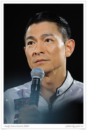 Andy Lau Concert 2010