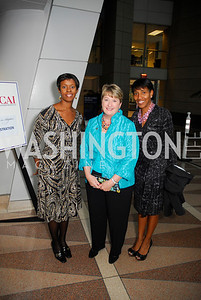 Lachaundra Lindsey,Jane Morgan,Heidi McIntosh,Angels in Adoption Gala,October 5,2011,Kyle Samperton