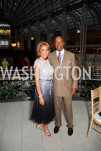 Amanda Davis  ,Joe Parkham,Angels in Adoption Gala,October 5,2011,Kyle Samperton