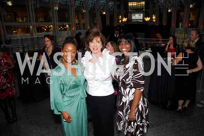 Chanda Bryant,Renette Oklewiz,Reema Davis,Angels in Adoption Gala,October 5,2011,Kyle Samperton