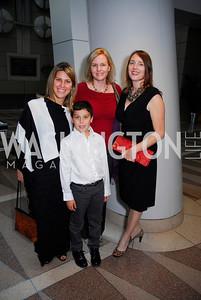 Kerry Hasenbalq,Wendy Cosby,Sarah Gesiriech,Angels in Adoption Gala,October 5,2011,Kyle Samperton