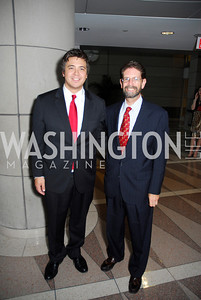 Jason West,Lester Gallagher,Angels in Adoption Gala,October 5,2011,Kyle Samperton