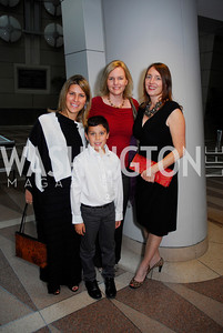 Kerry Hasenbalq,Wendy Cosby,Sarah Gesiriech,Angels in Adoption Gala,October 5,2011,Kyle Samperton