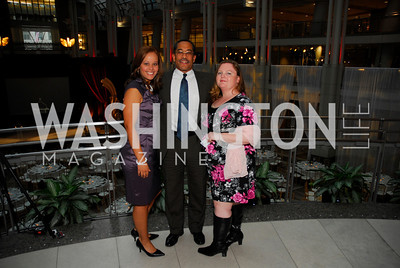 Sheina Matinez,Ralph Boyd,Alexandra Buczek,Angels in Adoption Gala,October 5,2011,Kyle Samperton