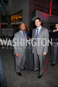 Greg Washington,Brandon Kirkham,Angels in Adoption Gala,October 5,2011,Kyle Samperton