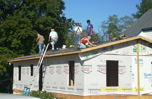 Apostles Build roofing pictures