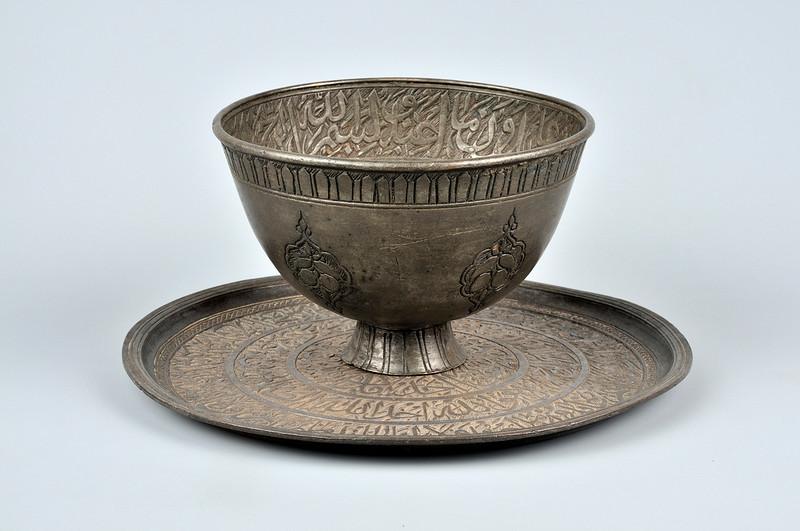 Medicinal Cup and Tray