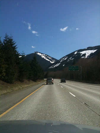 A Day in the Cascades