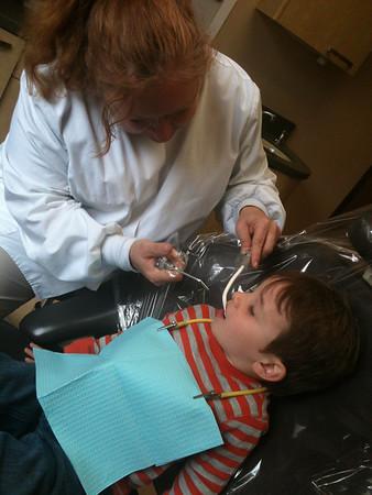 Second Dentist Visit